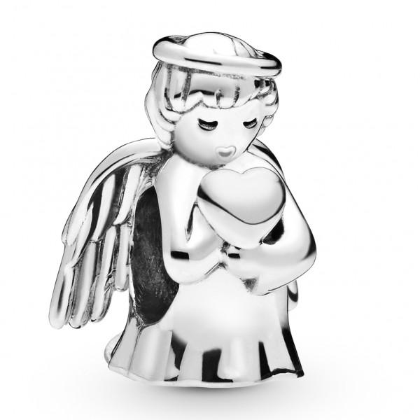 Angel of Love Engel PANDORA Charm 925er Sterlingsilber 798413C00