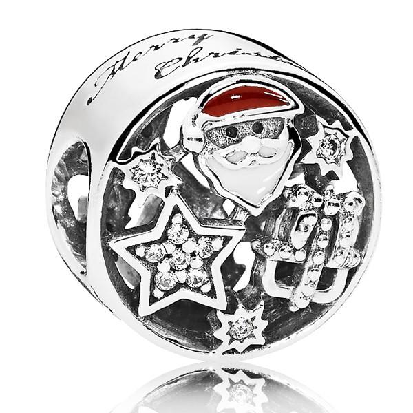 PANDORA Charm Weihnachtsfreude 796364CZ