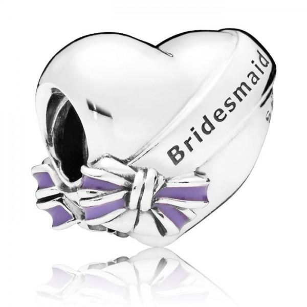 PANDORA Charm Best Bridesmaid 797272EN159