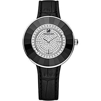 Swarovski Uhr Dressy Schwarz 5080506