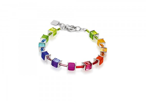 Geo Cube Armband multicolor 3986301500