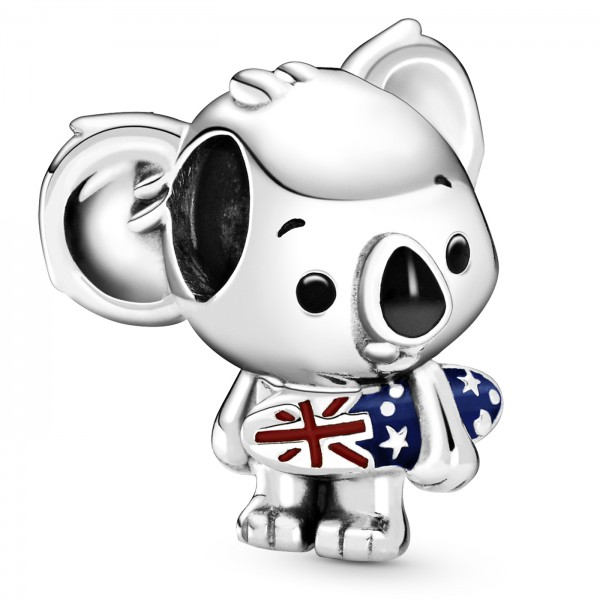 Surfender Koala PANDORA Charm 799031C01