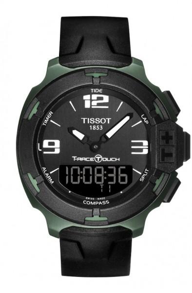 TISSOT T-Race Touch Aluminium Herrenuhr T0814209705701