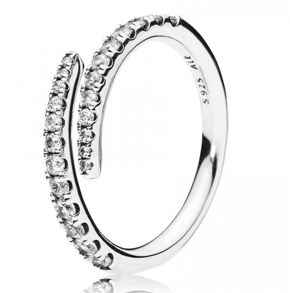 PANDORA Ring Sternschnuppe 196353CZ