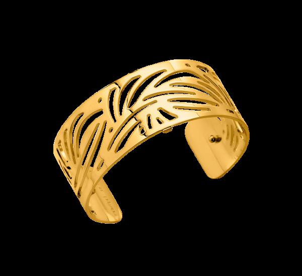 Les Georgettes Armreif Aloé Gold 25mm 70284050100000